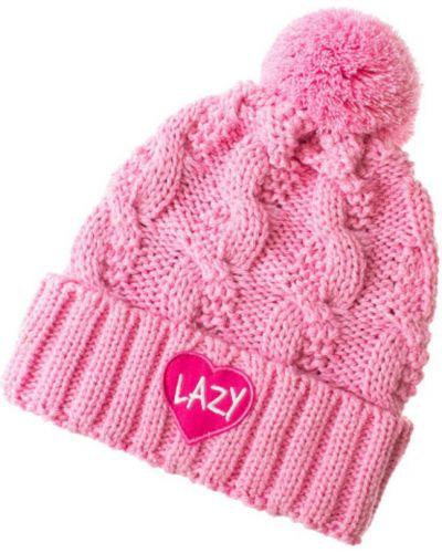 Różowa czapka Jungmob