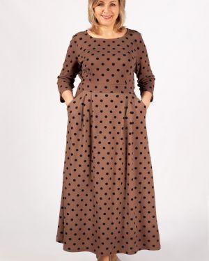 Платье макси платье-сарафан на резинке милада
