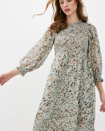 Платье - зеленое Part Two