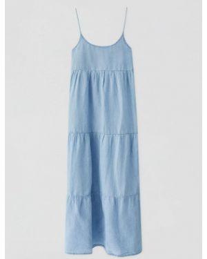 Платье платье-сарафан осеннее Pull&bear