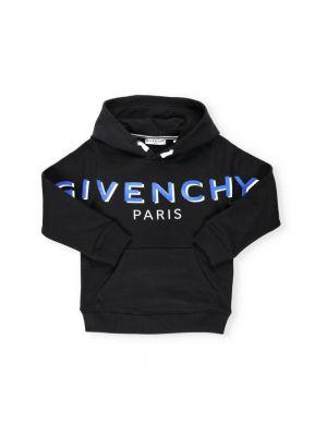 T-shirt bawełniana - czarna Givenchy