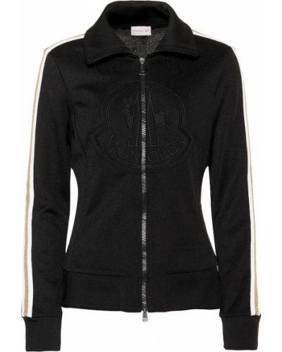 Куртка черная Moncler