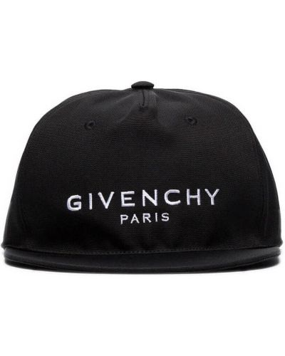 Czapka z daszkiem z haftem Givenchy