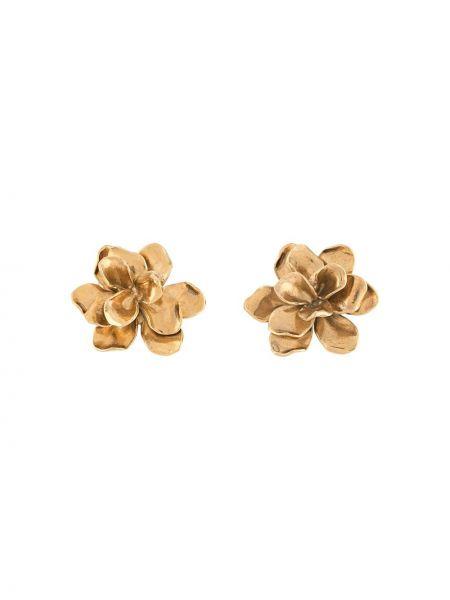 Spinka do mankietów ze złota Yves Saint Laurent Pre-owned