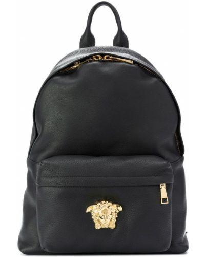Рюкзак кожаный Versace