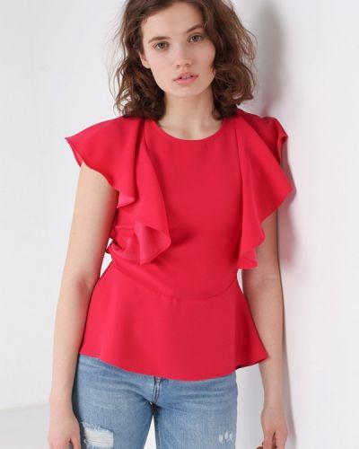 Блузка весенний красная Lime