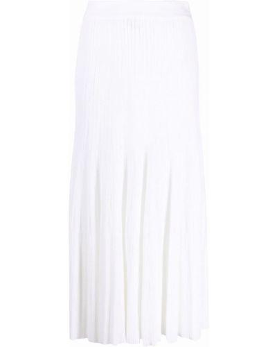 Biała spódnica bawełniana Antonino Valenti