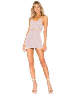 Sukienka bodycon dla wysokich kobiet elastyczna Lovers + Friends