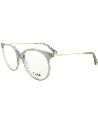 Szare okulary Chloe