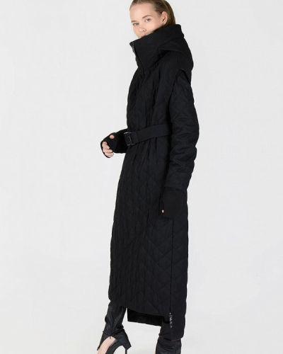 Пальто - черное Kriza