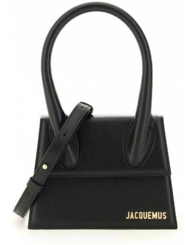 Czarna torebka Jacquemus