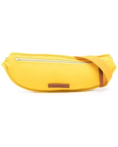 Pasek z paskiem - żółty Jacquemus