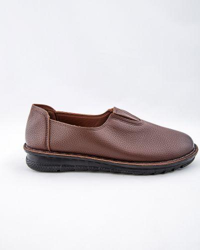Коричневые туфли Meitesi