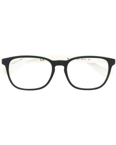 Черные очки для зрения квадратные для полных Ray-ban Junior