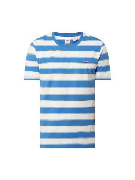 T-shirt bawełniana - niebieski Levi's