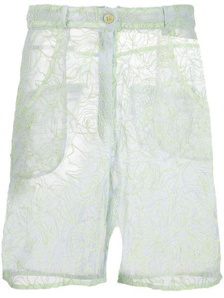 Однобортные шорты с карманами на пуговицах Jacquemus