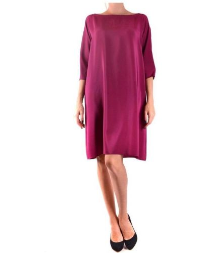 Różowa sukienka Aspesi