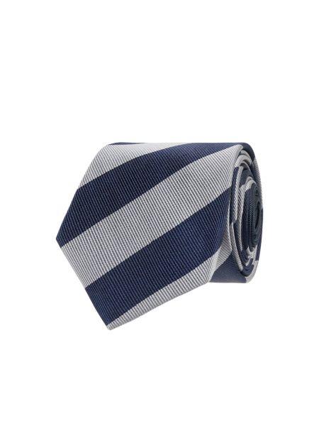 Jedwab z paskiem krawat wąskie cięcie z paskami na paskach Jake*s