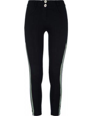 Хлопковые спортивные брюки - черные Freddy