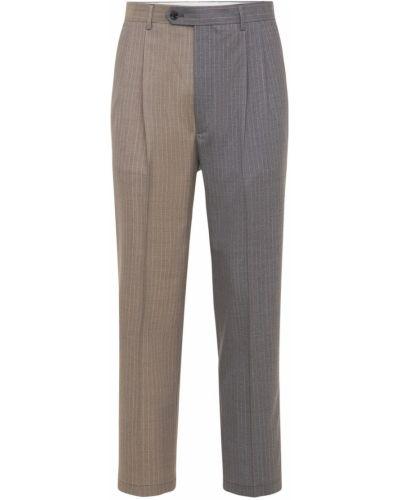 Spodnie wełniane Lc23