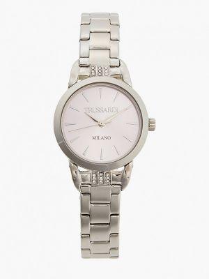 Серебряные часы Trussardi