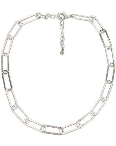 Серебряное ожерелье металлическое Baublebar