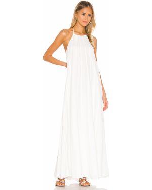 Dżinsowa sukienka z suwakiem klasyczne L'academie