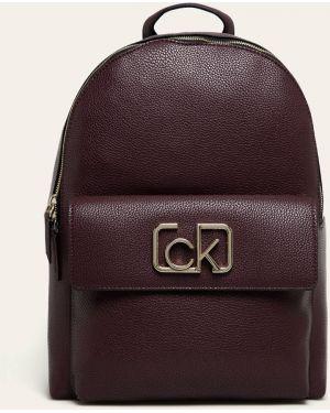 Plecak fioletowy fioletowy Calvin Klein