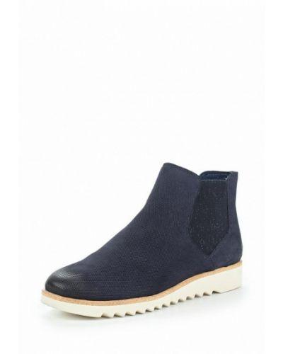 Ботинки челси кожаные Tamaris