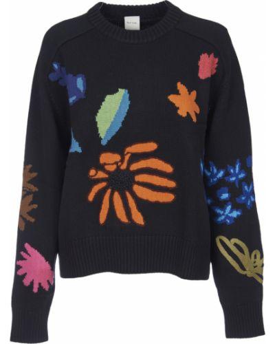 Czarny sweter Paul Smith