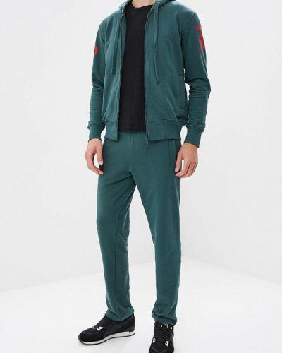 Зеленый спортивный костюм Sitlly
