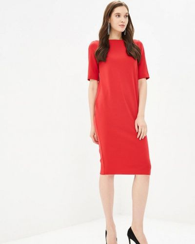 Платье - красное Anrostore