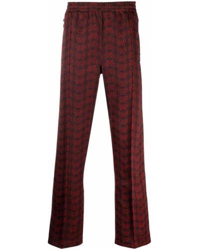 Spodnie z printem Needles