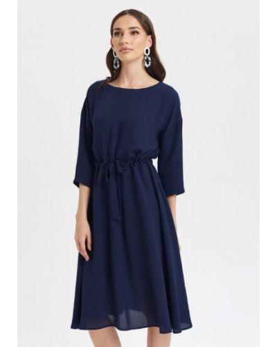 Платье прямое осеннее Akimbo