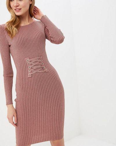 Вязаное платье весеннее трикотажное Love Republic