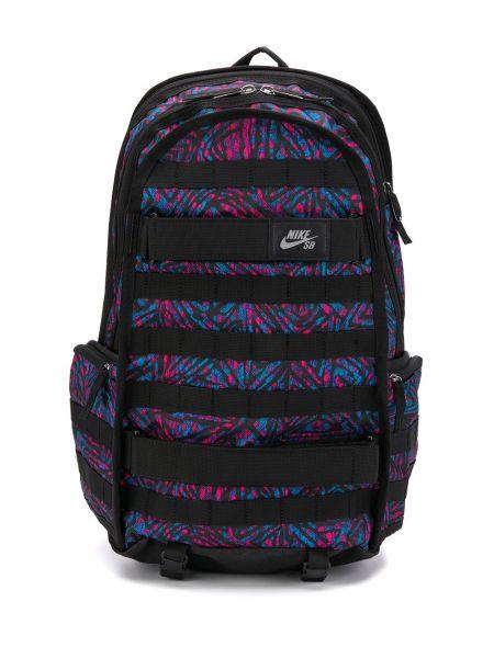 Czarny sport plecak Nike