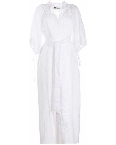Однобортное платье Teija