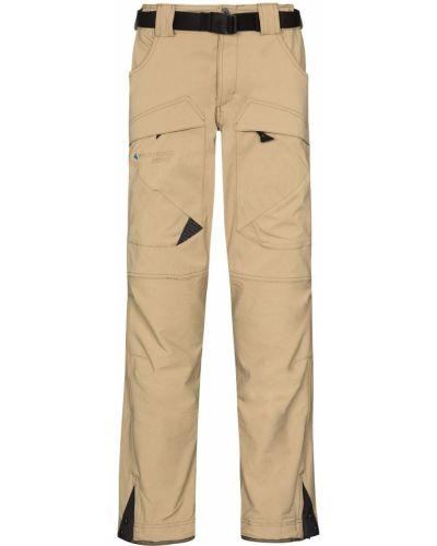 Спортивные брюки на кнопках Klättermusen