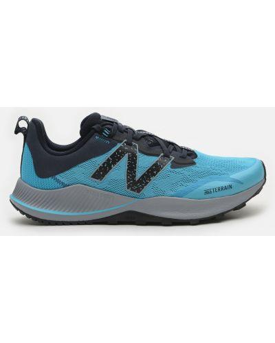 Плетеные кроссовки беговые для бега со вставками New Balance