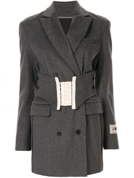 Классический пиджак с карманами Ruban