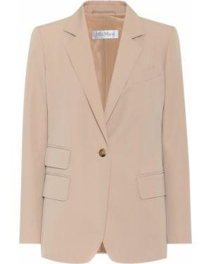 Пиджак шерстяной Max Mara