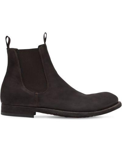 Кожаные ботинки челси Officine Creative