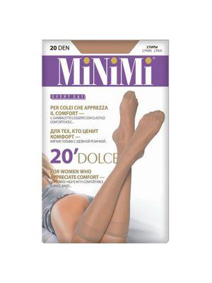 Носки на резинке Minimi