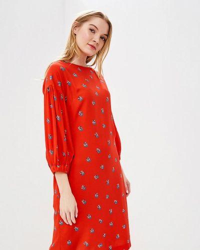 Платье красный Ofera