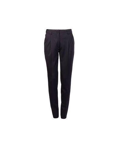 Черные летние брюки Moschino