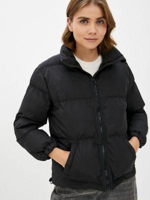 Утепленная куртка - черная Imocean