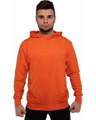 Худи - оранжевое Dnk Mafia