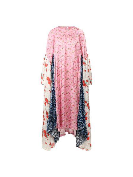 Платье из вискозы Vetements