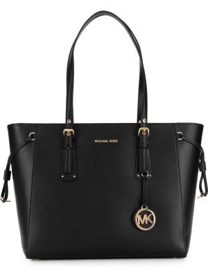 Черная сумка-тоут Michael Michael Kors