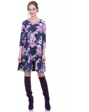 Платье платье-сарафан из вискозы Lautus